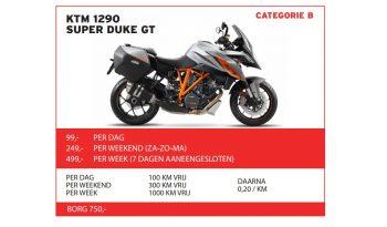 KTM 1290 Super Duke GT full