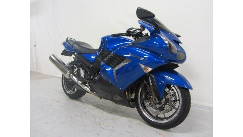 Kawasaki ZZR1400 ABS full