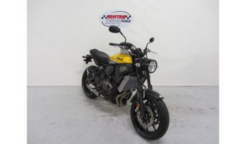 Yamaha XSR700 ABS 60Th Anniversary full