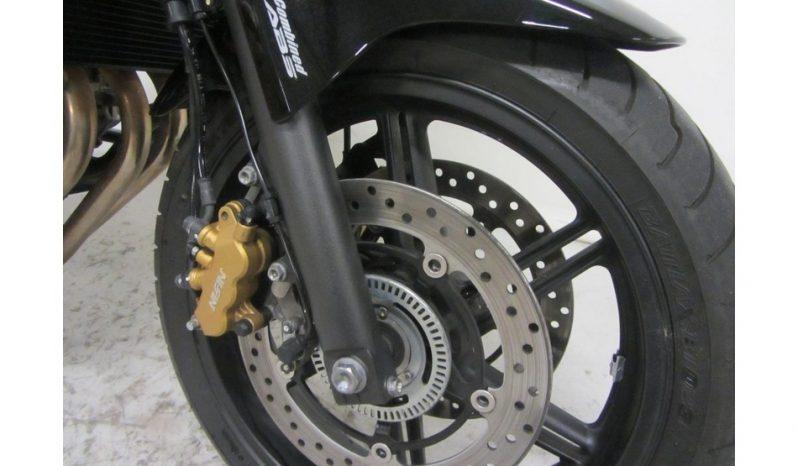 Honda CBF600 TOPHALF ABS full