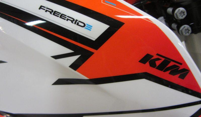 KTM FREERIDE E-XC full