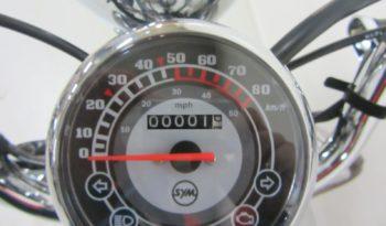 SYM ALLO L8 EURO 4 25 KM/H SNOR full
