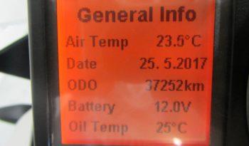 KTM 1190 ADVENTURE ABS/EDS/TPMS full