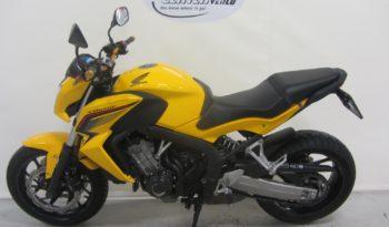 Honda CB650F ABS full