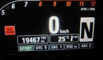 Ducati 1199 Panigale full
