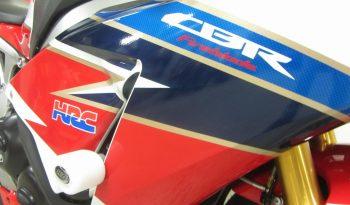 Honda CBR1000RR SP full