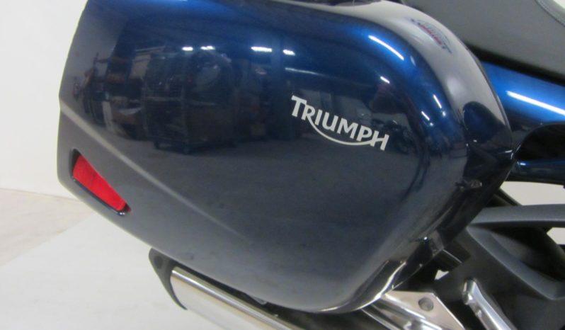 Triumph SPRINT GT 1050 ABS full