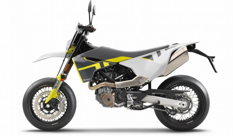 Husqvarna 701 SUPERMOTO full