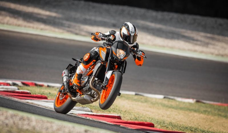 KTM 690 DUKE ABS full