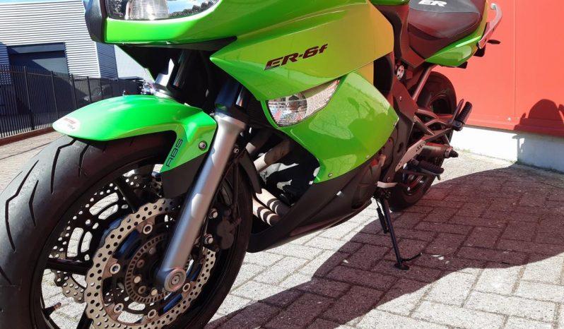 Kawasaki ER6F ABS full