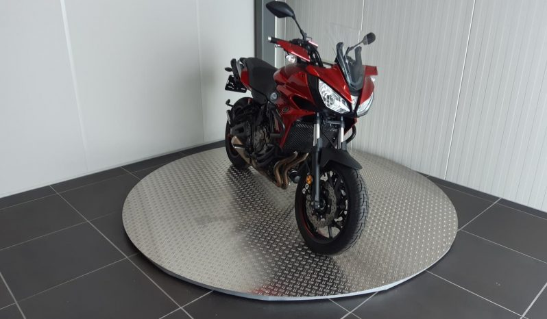 Yamaha MT07 TRACER ABS full